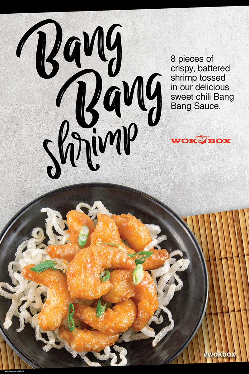 Bang Bang Shrimp